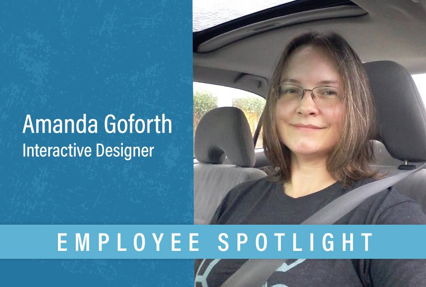 DWG Employee Spotlight   Amanda Goforth