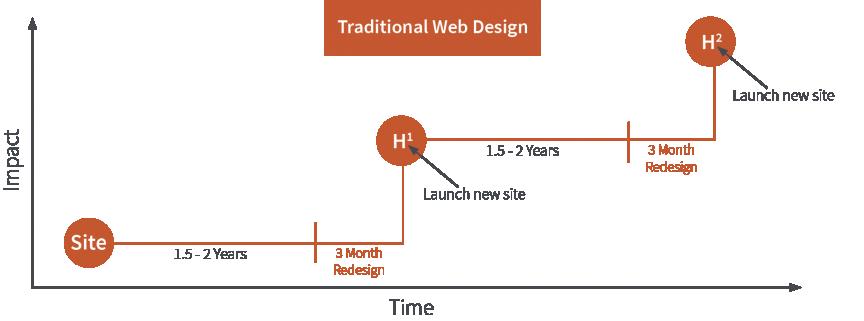 Traditional Website Design