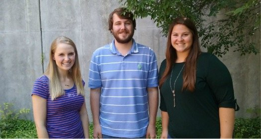 Please Join Us In Welcoming Three New Members To The DuBose Web Team!
