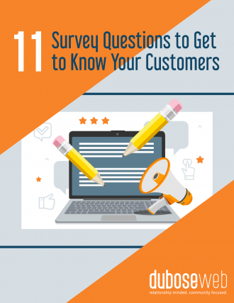 Survey Questions for Customers Cover