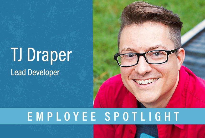 DWG Employee Spotlight | TJ Draper