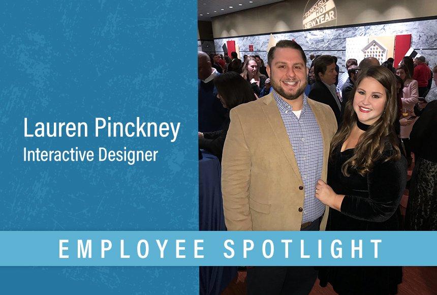 DWG Employee Spotlight | Lauren Pinckney