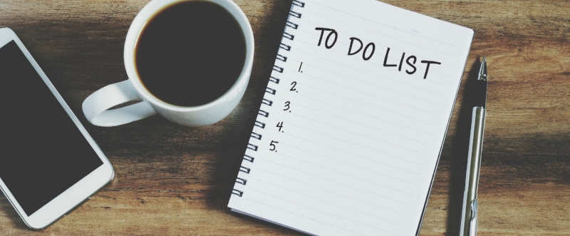 Top 10 To-Do's Before Starting A Web Design Project