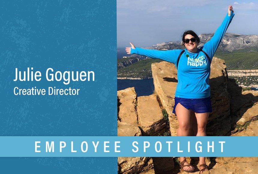 DWG Employee Spotlight | Julie Goguen