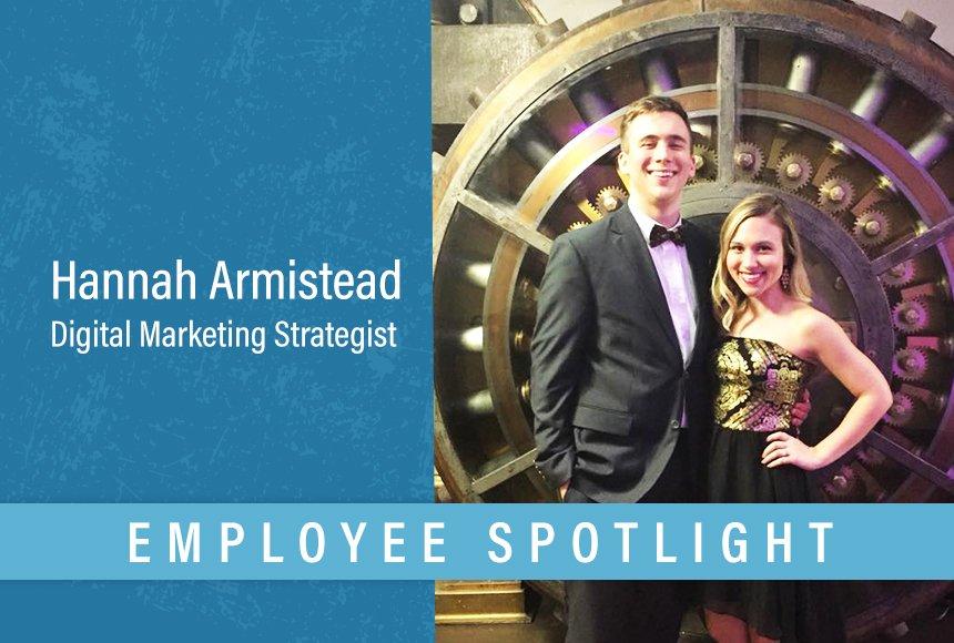 DWG Employee Spotlight   Hannah Armistead
