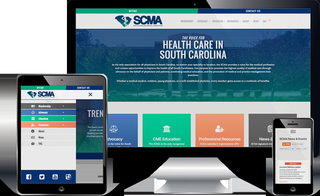 South Carolina Medical Association  deliverables