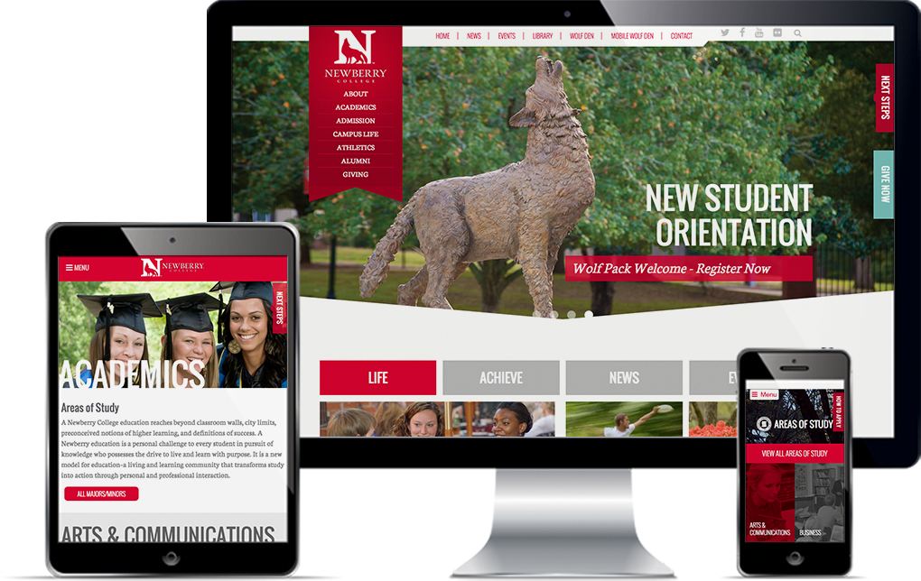 Newberry College deliverables